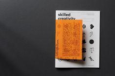 Skilled Creativity – Zukunftsbild der Designausbildung #design #edition