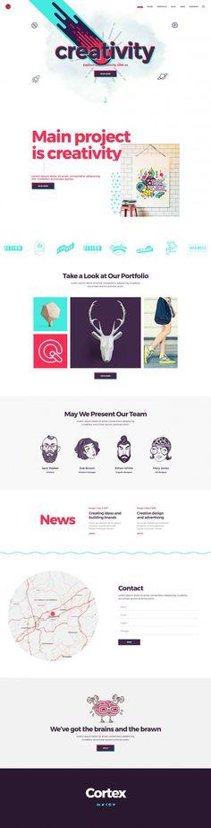 Cortex – Agencies and Freelancers
