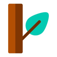 See more icon inspiration related to plant, leaf, botanical, garden, leave, leaves and nature on Flaticon.