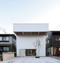 Katsutoshi Sasaki – House in Hanekita, Okazaki 2014