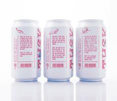 Typography, Overlay, Beer