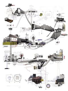 Project 360 degrees -21bis-5 #urban #drawing