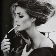 AHONETWO #women #smoke #beauty #ahonetwo
