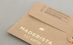 Anagrama | Maderista #identity