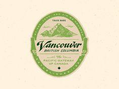 Vancouver Badge #logo