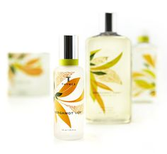 Thymes Bergamot Vert The Dieline #packaging #design #thymes