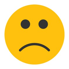 See more icon inspiration related to sad, emoji, unhappy, smileys, emoticons and feelings on Flaticon.