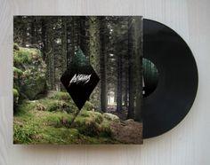 ALTAAR on the Behance Network #kraglund #altaar #artwork #cover #wold #henrik #cd