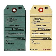 Timeless Tag Designs | Abduzeedo | Graphic Design Inspiration and Photoshop Tutorials #vintage tags