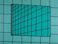 m_1993_866_caulfield_01_0.jpg 569×435 pixels #lines #grid #illustration #square #mirror