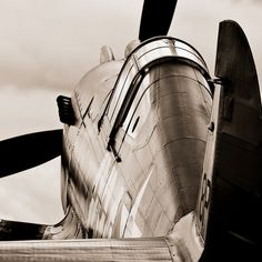 fabforgottennobility: Waiting Warhawk [explored] by gibsi (driempixel photos) on Flickr. #p #40