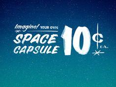 Space Capsule #ewfewf