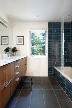 bathroom, Klopf Architecture