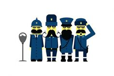 Welcome to Oslo on the Behance Network #illustration