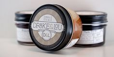 Drake &Â Lou - The Dieline - The #1 Package Design Website -
