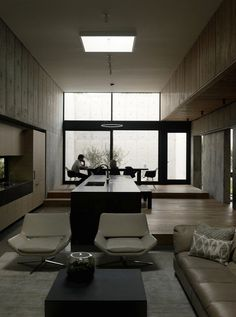 Concrete Box House - Robertson Design 5