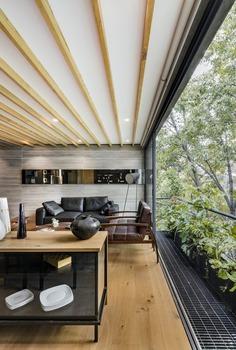 living room / Taller David Dana