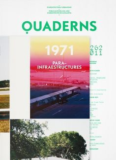 Quaderns: Quaderns #262: Parainfraestructures