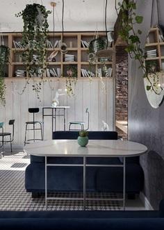 Restobar Garden, Azovskiy Pahomova Architects 7