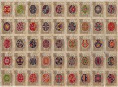 All sizes   ukrainian stamps   Flickr - Photo Sharing! #stamp #egg #vintage #ukraine