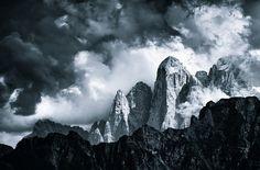 Mordor on the Behance Network #mountain #photography #mordor