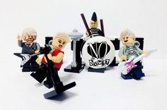 lego iconic bands 13 #toys #band #lego