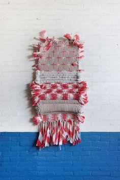 'Union of Striped Yarn' by Dienke Dekker | PICDIT #design #art