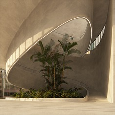 Architectural Concepts by Javier Valero
