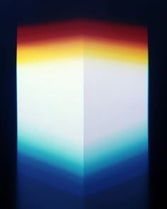 FFFFOUND! | Jessica Eaton — The New Graphic #light #gradient