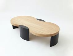 Aino Coffee Table by Vonnegut/Kraft