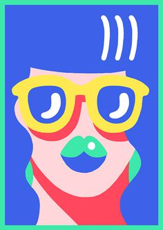 The Ultimate Summer on Behance #fashion #color #summer