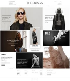 The Dreslyn by Hugo & Marie #design #web