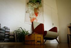 Graphic-ExchanGE - a selection of graphic projects #interior #room