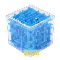 3D #Maze #Puzzle #Game #Labyrinth #Magic #- #SKY #BLUE