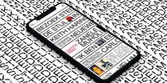 De eigenzinnige en intuïtieve website van het Stedelijk Museum