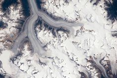 Stunning Views of Glaciers Seen From Space | Wired Science | Wired.com #ice #fluid