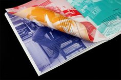 It's Nice That: No. 7 — Collate #pages #print #one #colour #editorial #magazine