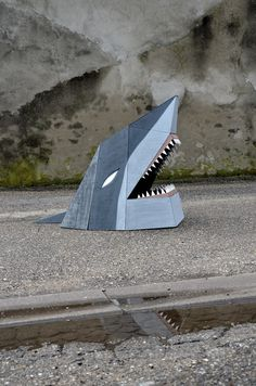 monsta shark 04.jpg #wood #streets #diy #shart