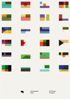 HELLO #color #poster