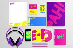 Pee-Pah Stationery