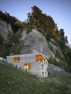 Holiday Home in Vitznau by Lischer Partner Architekten Planer