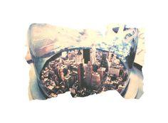 City in a Bell Jar #city #realism #jar #magic #miniature #bell