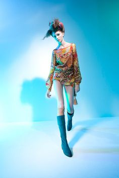 Advertising Campaign Collection Spring Summer 2011 by AWDAGENCY