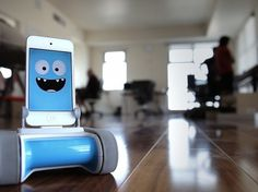 Romo Robot #tech #flow #gadget #gift #ideas #cool