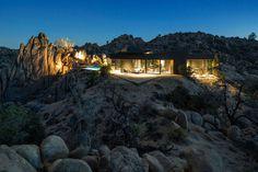 Black Desert House - Oller & Pejic and Marc Atlan Design Company - www.homeworlddesign (15) #architecture #house #home