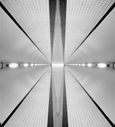 sint-anna-tunnel PHOTOGRAPHIE © [ catrin mackowski ]
