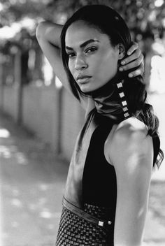 Joan Smalls by Matt Jones for i D Magazine #girl #fashion #photography #fashion photography #model