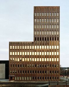 Merde! - theblackworkshop: Skellefteå Kraft Office... #architecture