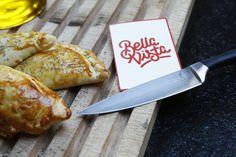 BELLAVISTA - Chilean Food Truck on Behance #branding