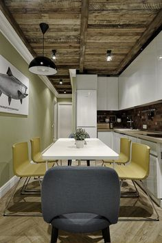 Russian Studio ALLARSTDESIGN Designed This Apartment for Designer Saranin Artemy 20